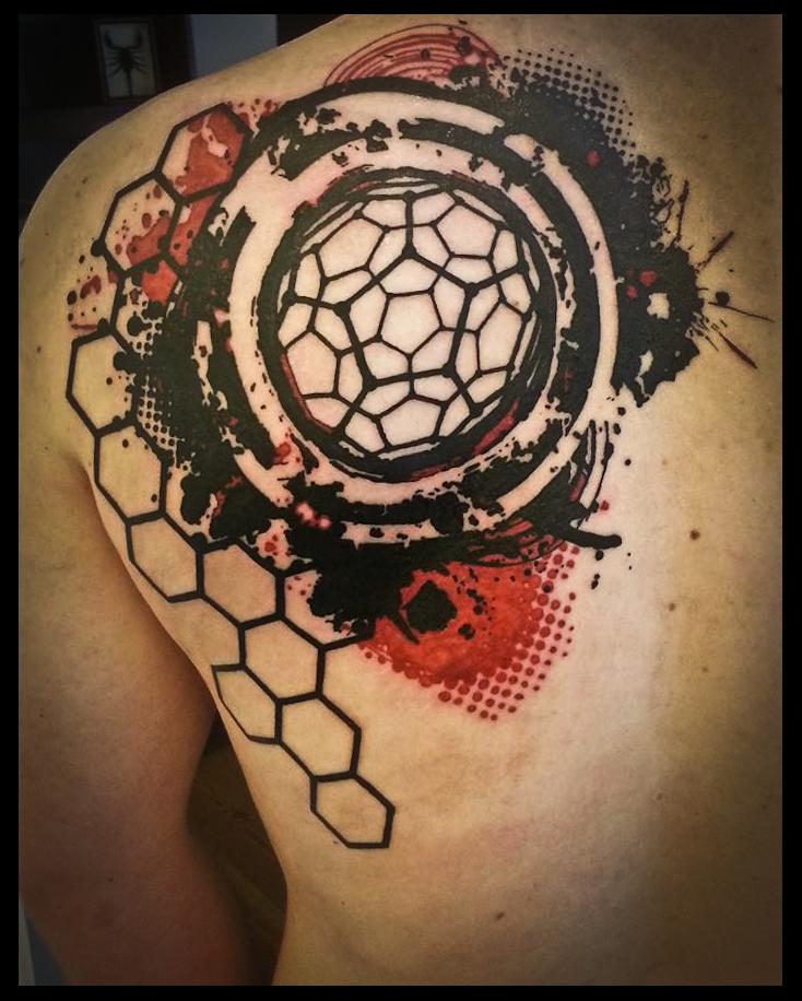 Men's tattoos