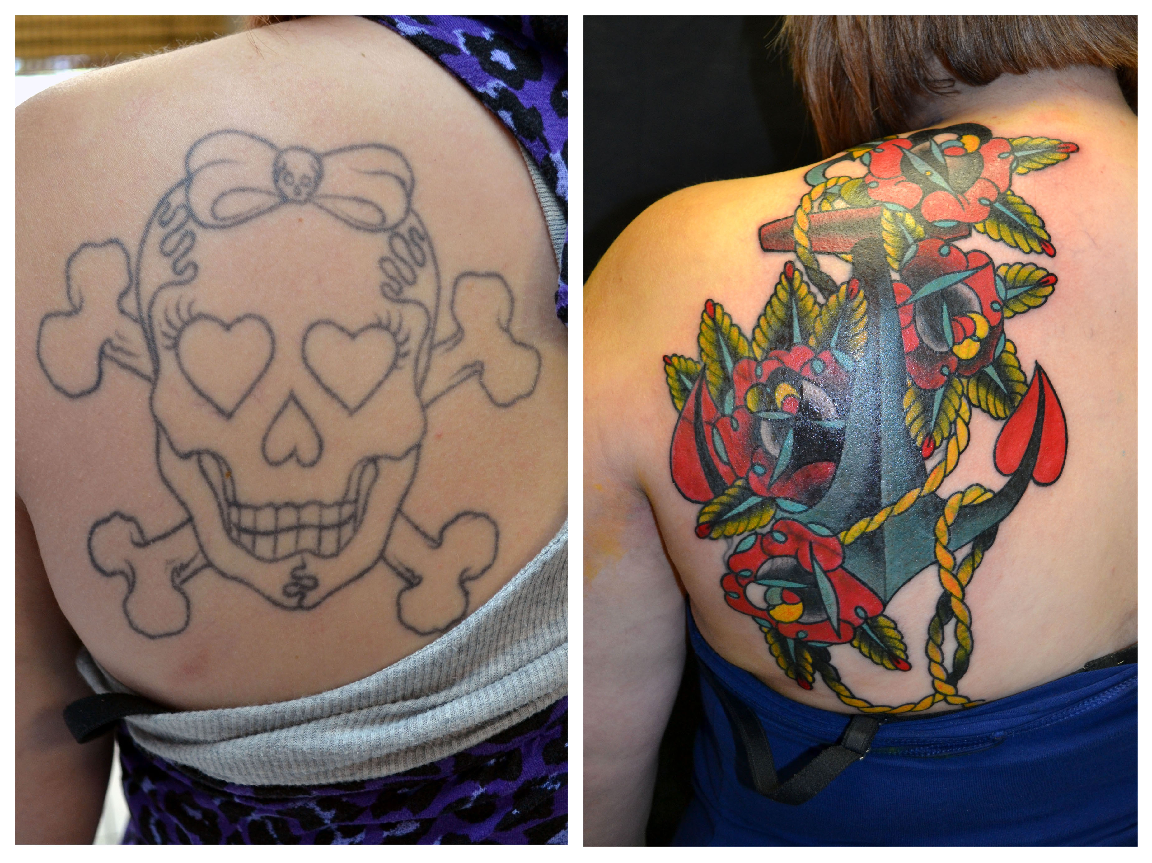 Anchor Tattoo Cover Up Www Imagenesmy Com